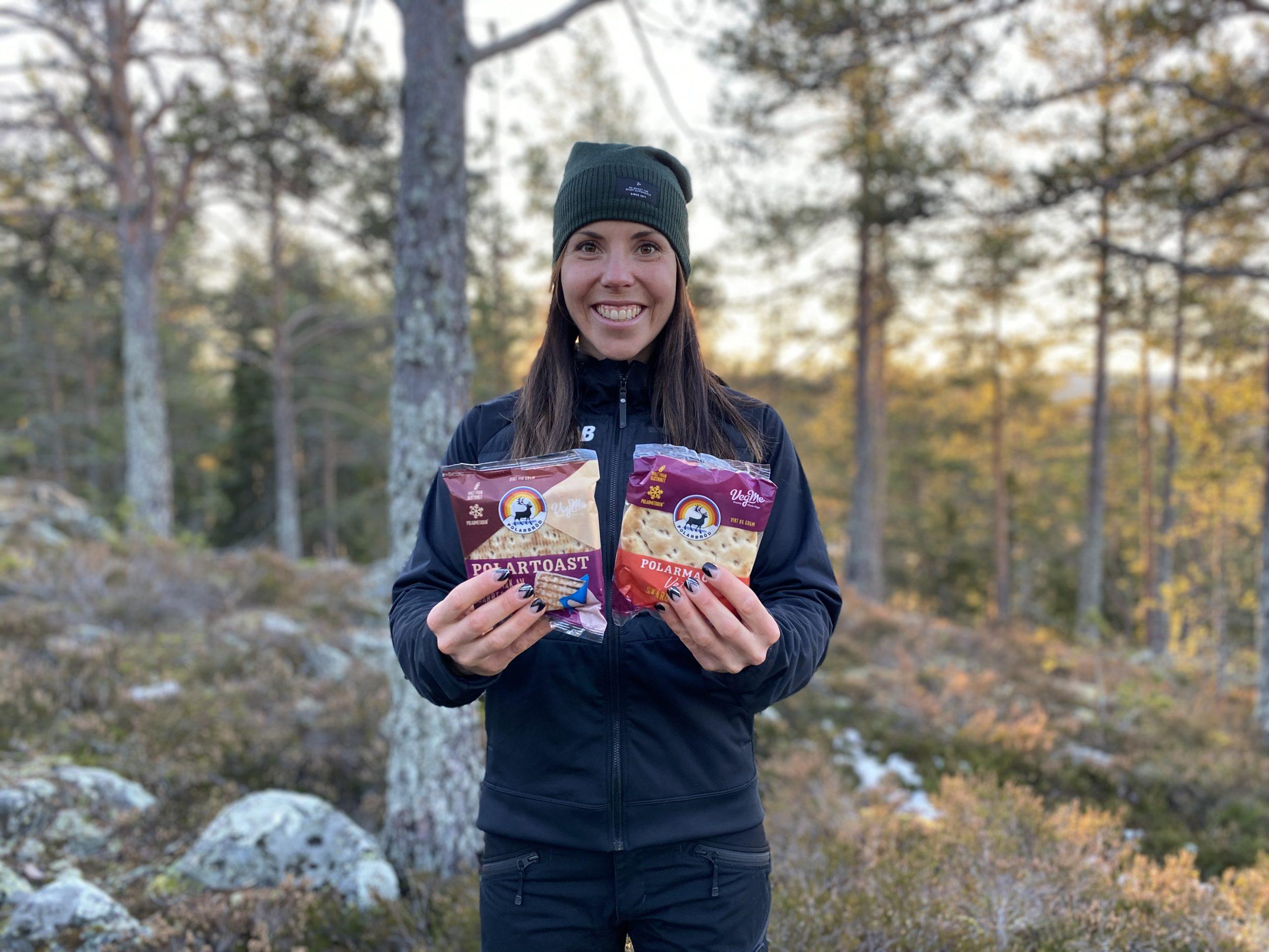 Polarbröd och VegMe i unikt samarbete